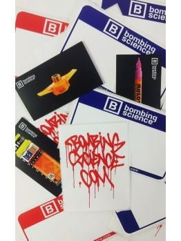 FREE STICKERS! (+ coupon codes for free graff supplies!!)
