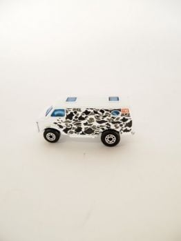 TYOTOYS box truck (The Camo Project)