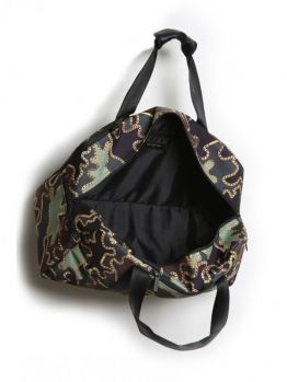 Sprayground laptop duffle (Chain) - Camo