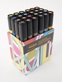 Potentate sketching markers (24 Markers Set)