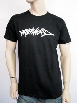 HD Visions t-shirt (Montreal Handstyle) - Black