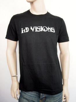 HD Visions t-shirt (Only Built For Cuban Links) - Black