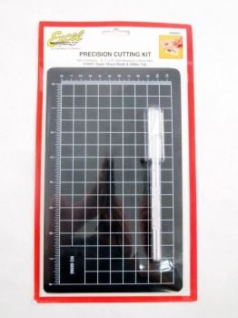 Excel Precision cutting kit (Black) 5.5 X 9 in. #90003