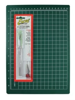 Excel Precision cutting kit (Green) 8.5x11'' #90001