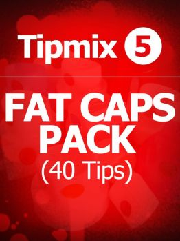 Tipmix 5 - Fat Caps Pack