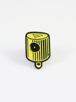 Bombing Science lapel pin (Lego Cap)
