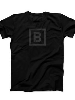 Bombing Science t-shirt (Squared) - Black