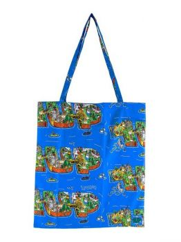 """1up Tote Bag """"Lousy 1up Livin 4.0"""""""