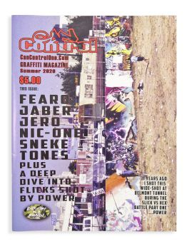 Can Control Graffiti Magazine (Summer 2020)