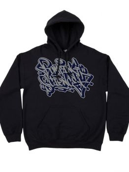 Bombing Science hoodie (Meas Handstyle)  - Black