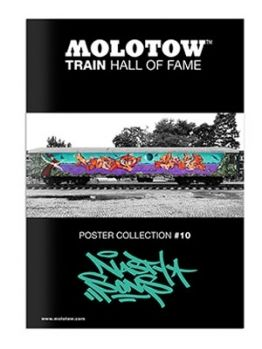 Molotow Train Hall Of Fame Collection Nasty Sons #10