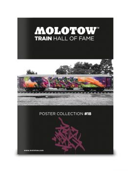 Molotow Train Hall Of Fame Collection Mr.Cenz #18