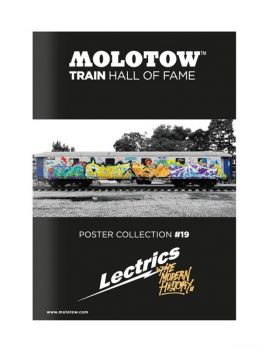 Molotow Train Hall Of Fame Collection Lectrics #19