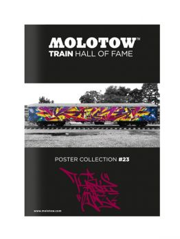 Molotow Train Hall Of Fame Collection Kaisy #23