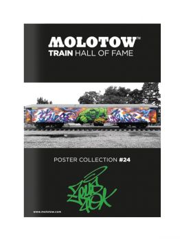 Molotow Train Hall Of Fame Collection Zeus40 #24