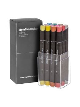 Stylefile Classic 12 Markers Set (Multi 31)
