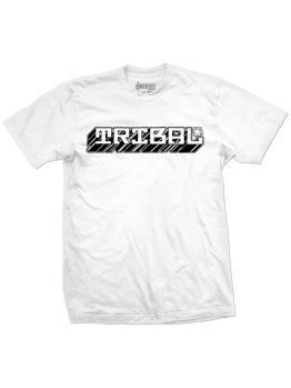 Tribal T-shirt (OG Blocks) - White