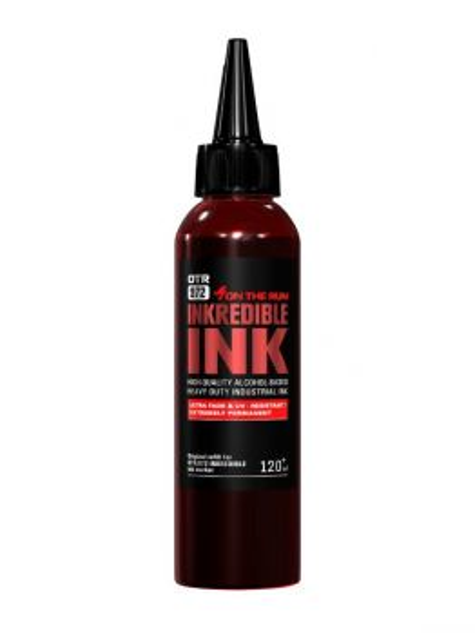 OTR.972 INKREDIBLE INK Refill - Red (120ml)