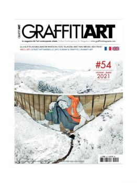 Graffiti Art Magazine #54
