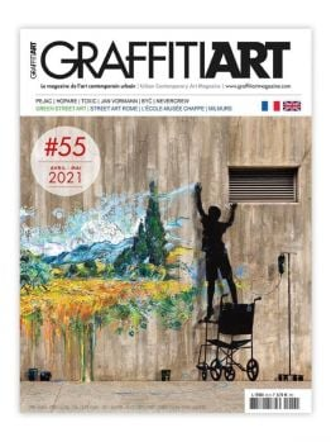 Graffiti Art Magazine #55
