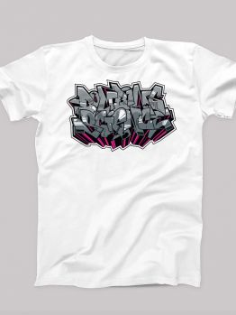 Bombing Science t-shirt (Flavors) - White/Grey