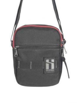 Mr.Serious Platform Pouch - Black