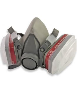 Half-Face Respirator complete kit (M401)