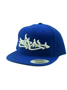 Tribal Snapback (Classic) - Royal Blue