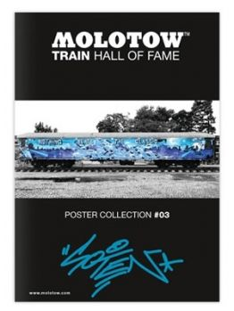 Molotow Train Hall Of Fame Collection Soten #03