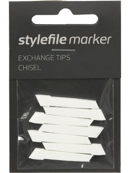 Stylefile Marker 7x Chisel exchange tip