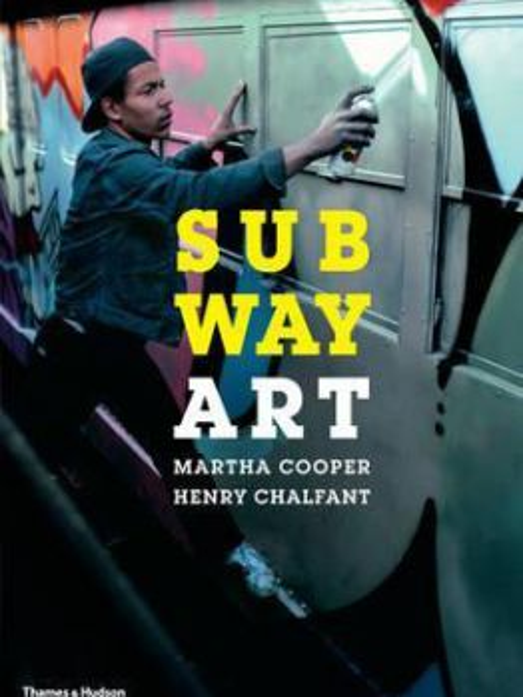 Martha Coopers Subway Art