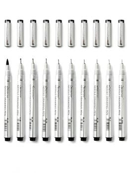 Superior Fineliner 10 marker set (Complete)