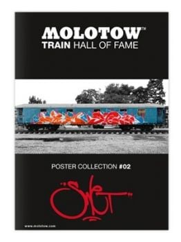 Molotow Train Hall Of Fame Collection Swet #02