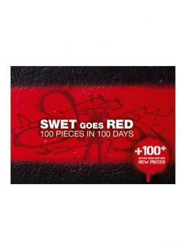 Molotow Presents: SWET Goes RED - 100 Pieces in 100 days