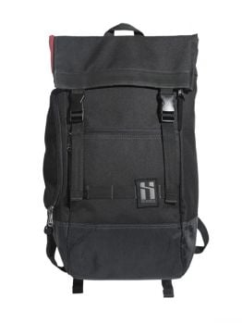 Mr.Serious Wanderer Back Pack - Black