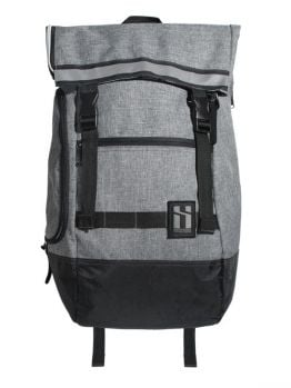 Mr.Serious Wanderer Back Pack - Grey