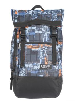 Mr.Serious Wanderer Back Pack (Zedz Collection) - Dutch Blue