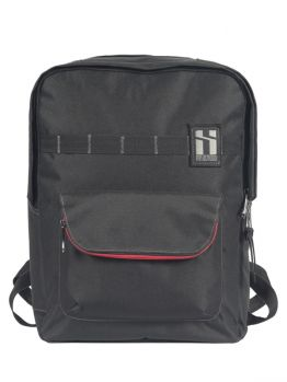 Mr.Serious Prime Backpack Black