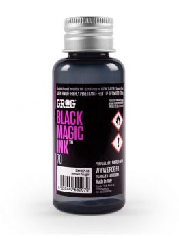 Grog Black Magic Ink 70 ml - Brown Sugar