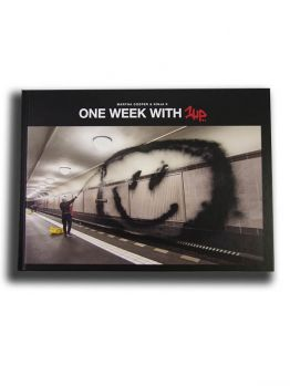 'One week with 1up' by Martha Cooper