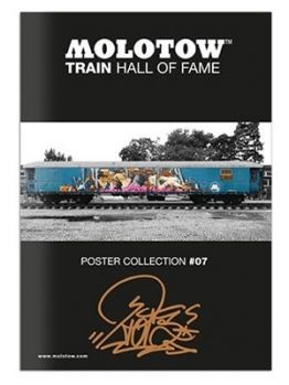 Molotow Train Hall Of Fame Collection Riot #07