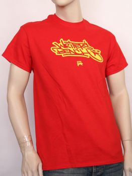 Writer's Bench T-shirt (WB Original) Red