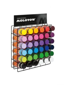 Molotow Paint Rack (36er)