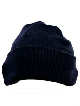 Blanks - Lightweight Cuff Beanie (Navy)