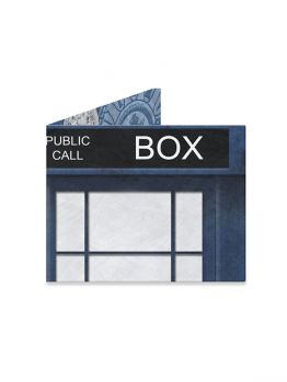 Mighty Wallet (Blue Police Box 1)